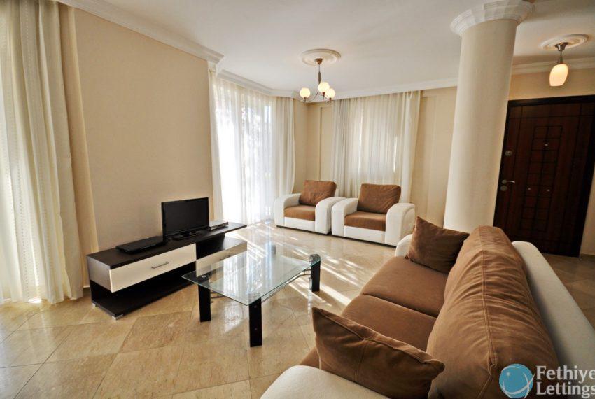 Beachfront Villa for Rent Fethiye Lettings 05