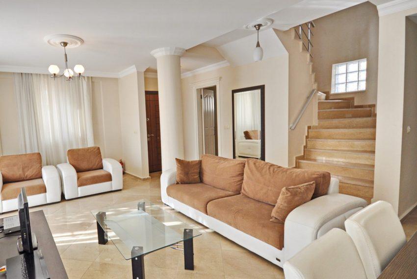 Beachfront Villa for Rent Fethiye Lettings 06