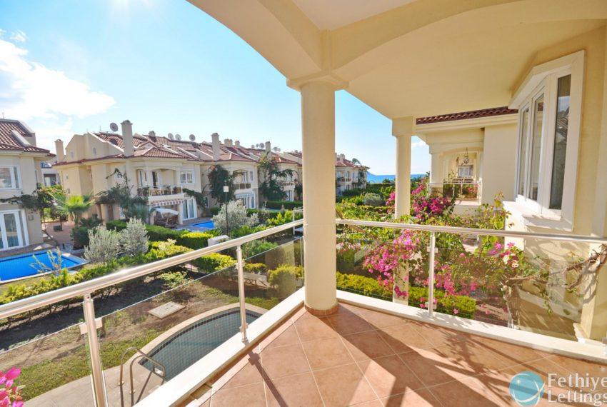 Beachfront Villa for Rent Fethiye Lettings 16