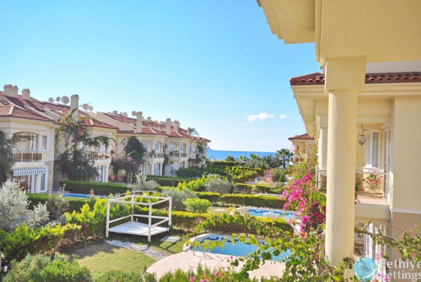 Beachfront Villa for Rent Fethiye Lettings 17