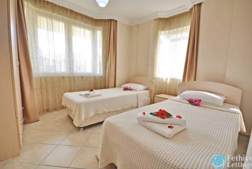 Beachfront Villa for Rent Fethiye Lettings 19