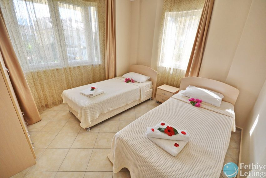 Beachfront Villa for Rent Fethiye Lettings 20