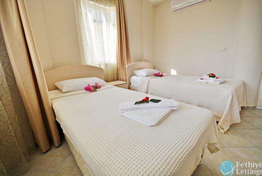 Beachfront Villa for Rent Fethiye Lettings 22