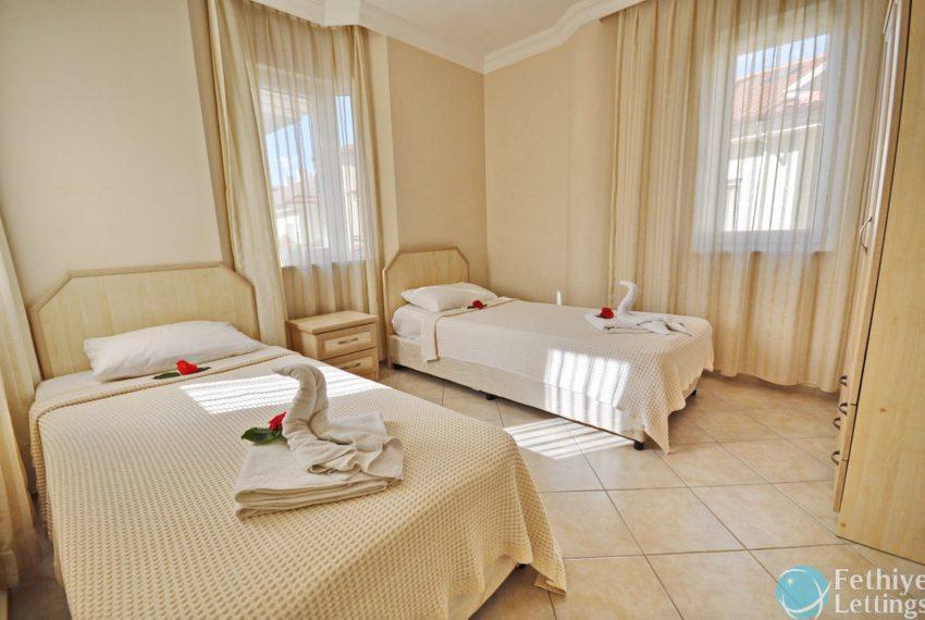 Beachfront Villa for Rent Fethiye Lettings 24