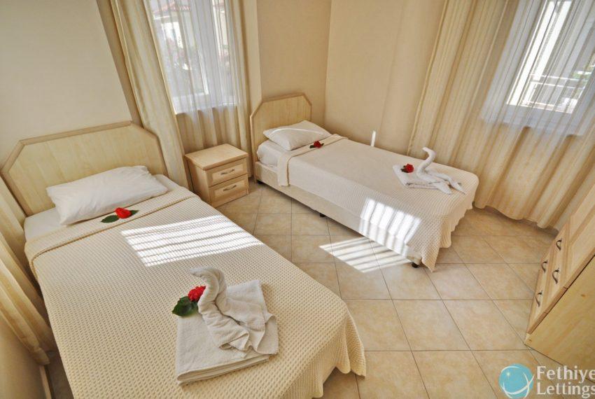 Beachfront Villa for Rent Fethiye Lettings 25