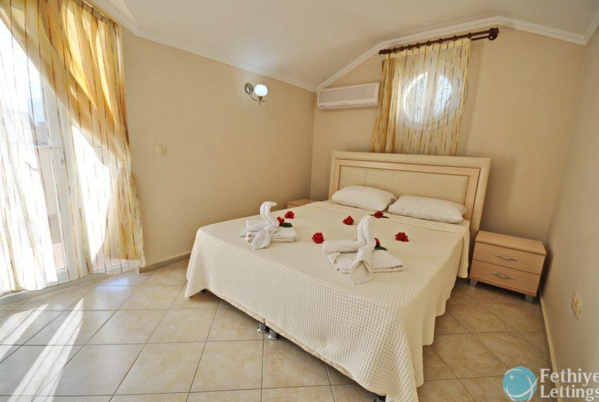 Beachfront Villa for Rent Fethiye Lettings 28