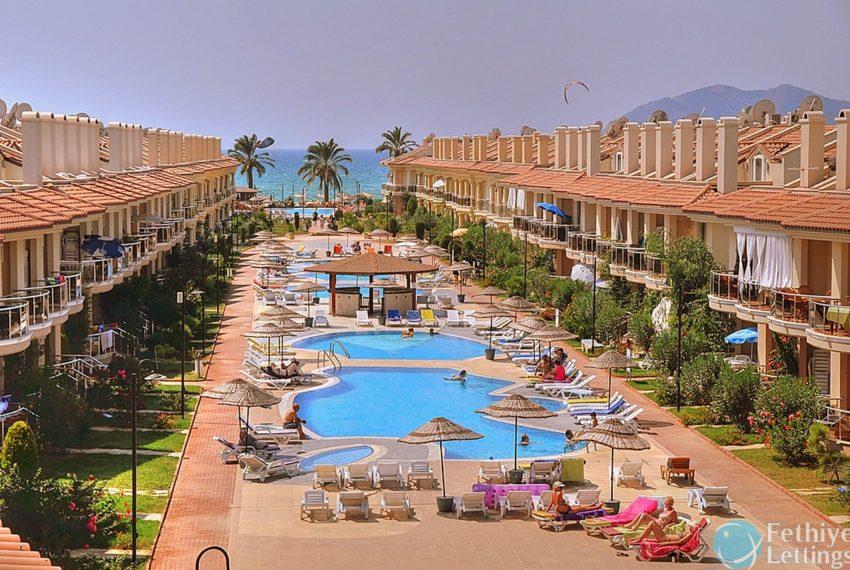 Beachfront Villa for Rent Fethiye Lettings 33