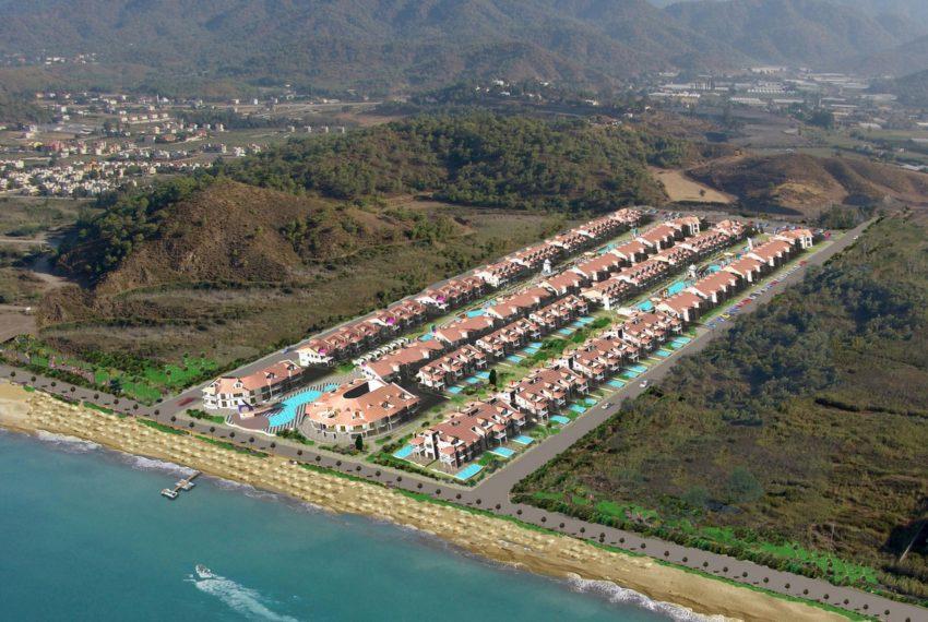 Beachfront Villa for Rent Fethiye Lettings 34