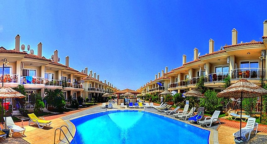 Beachfront Villa for Rent Fethiye Lettings 37