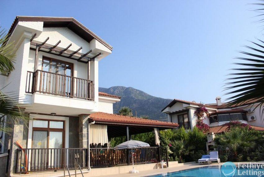 Hisarönü Villa Rental Fethiye Lettings 01