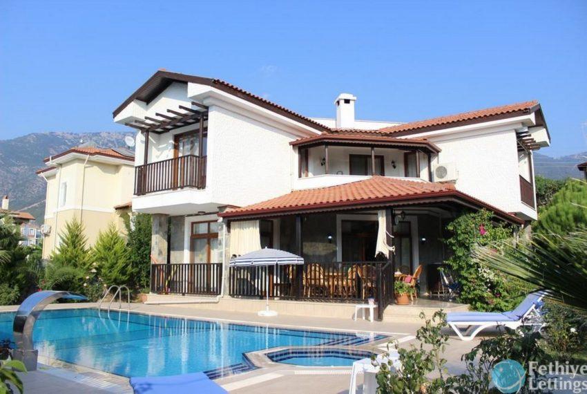 Hisarönü Villa Rental Fethiye Lettings 02