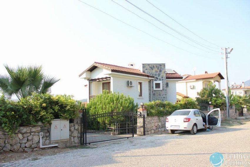 Hisarönü Villa Rental Fethiye Lettings 03