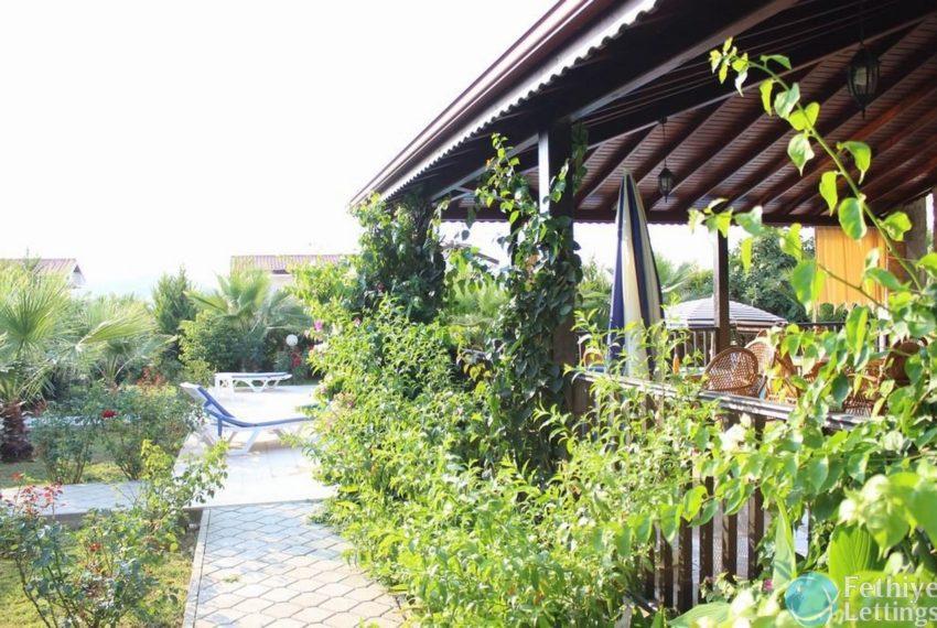 Hisarönü Villa Rental Fethiye Lettings 04