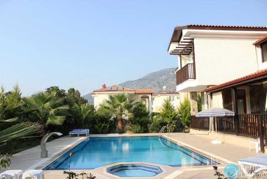 Hisarönü Villa Rental Fethiye Lettings 05