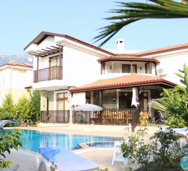 Hisarönü Villa Rental Fethiye Lettings