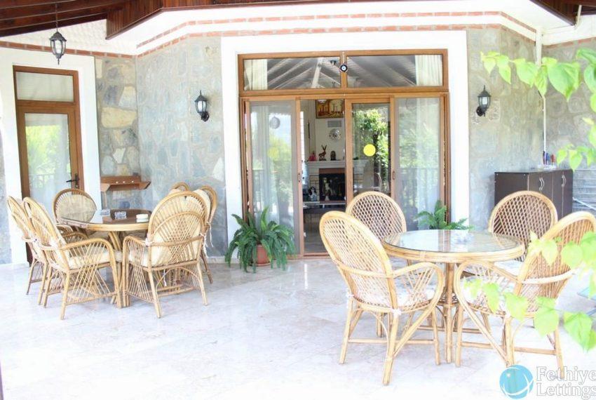 Hisarönü Villa Rental Fethiye Lettings 16