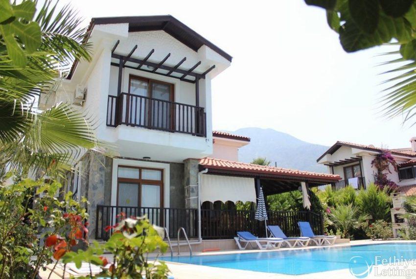 Hisarönü Villa Rental Fethiye Lettings 17