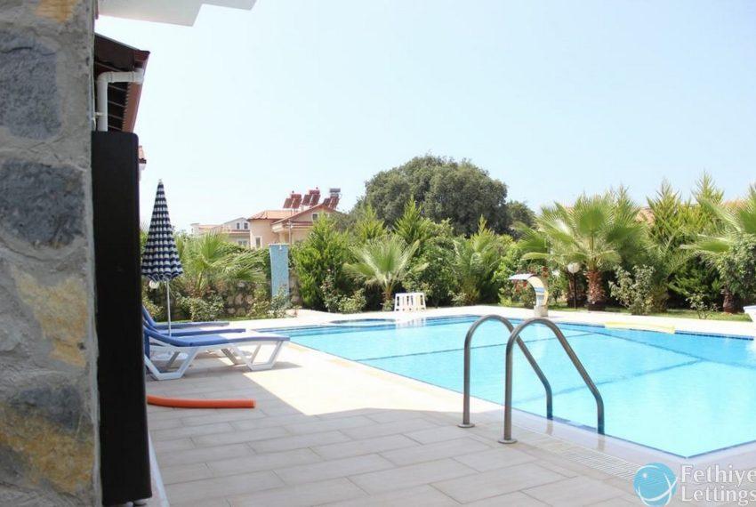 Hisarönü Villa Rental Fethiye Lettings 18