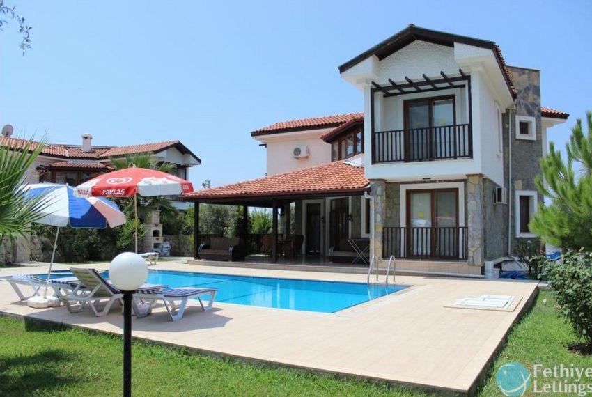 Hisaronu Holiday Villa Fethiye Lettings 01