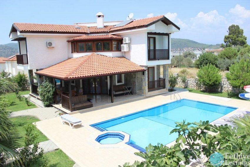 Hisaronu Holiday Villa Fethiye Lettings