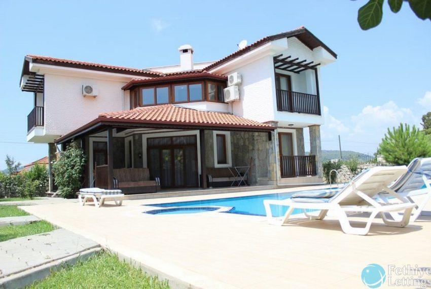 Hisaronu Holiday Villa Fethiye Lettings 16