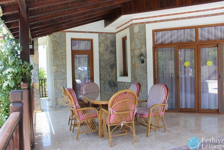 Hisaronu Holiday Villa Fethiye Lettings 18