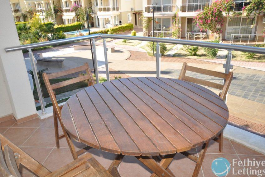 Rent Sea View Apartment sun Set Beach Fethiye Lettings 11