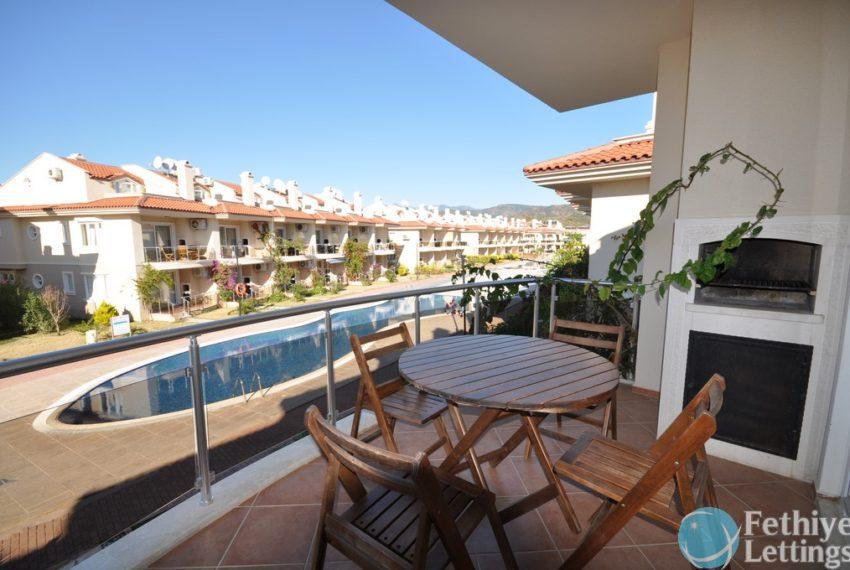 Rent Sea View Apartment sun Set Beach Fethiye Lettings 13
