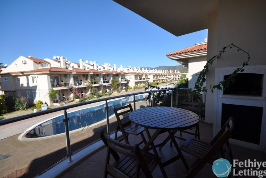 Rent Sea View Apartment sun Set Beach Fethiye Lettings 14