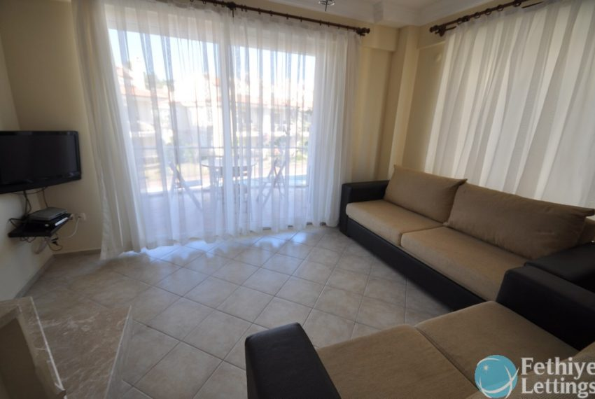 Rent Sea View Apartment sun Set Beach Fethiye Lettings 15