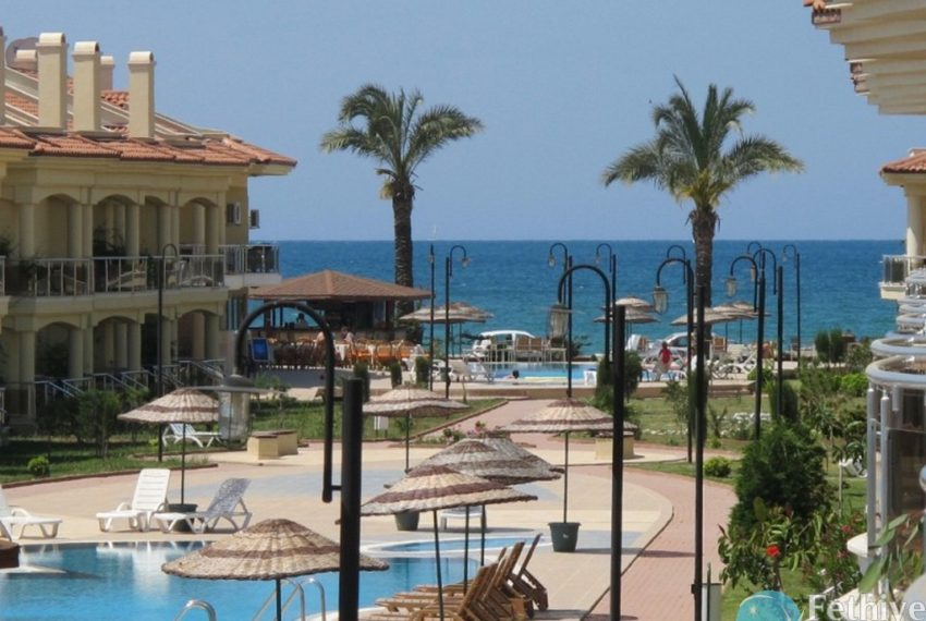 Rent Sea View Apartment sun Set Beach Fethiye Lettings 36