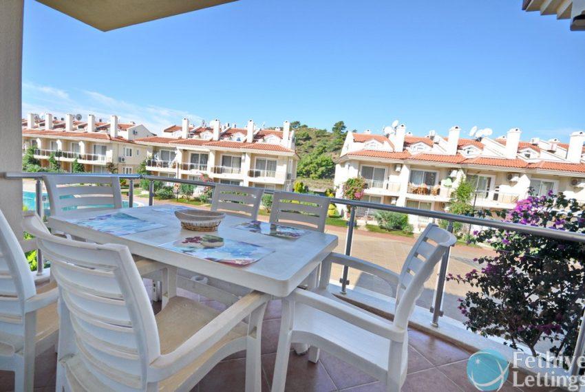 Rent Sun Set Beach Club Apart Fethiye Lettings 03