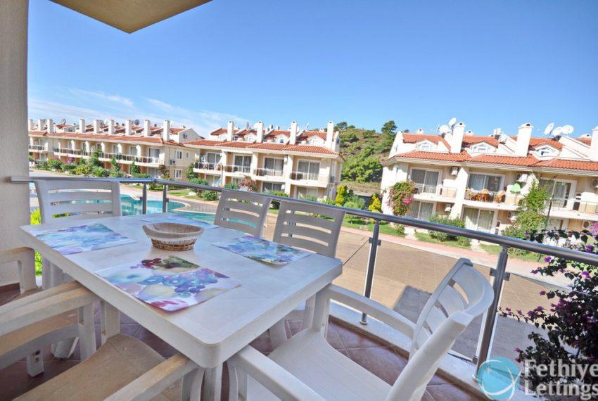 Rent Sun Set Beach Club Apart Fethiye Lettings 04