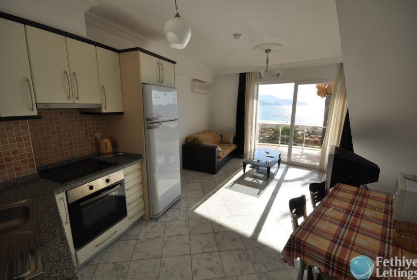 Sea View Apartment Rent Sun Set Beach Club Fethiye Lettings 05