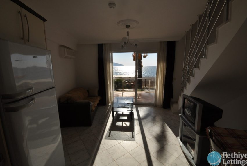 Sea View Apartment Rent Sun Set Beach Club Fethiye Lettings 06