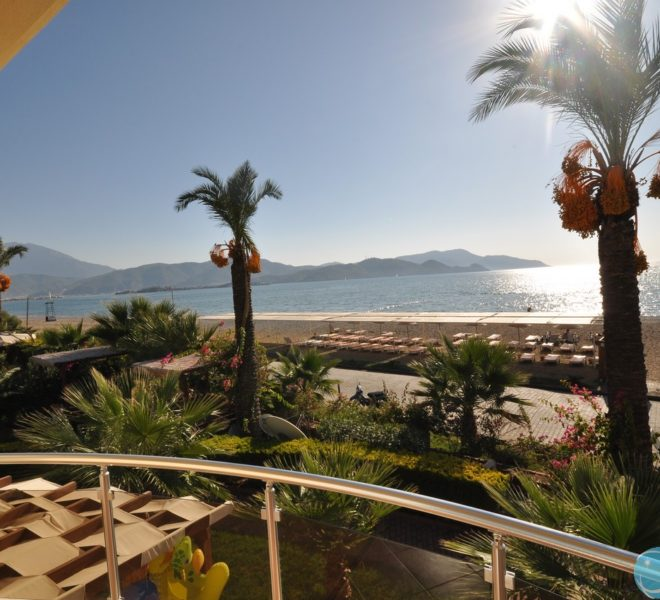 Sea View Apartment Rent Sun Set Beach Club Fethiye Lettings