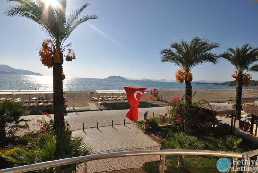Sea View Apartment Rent Sun Set Beach Club Fethiye Lettings 09