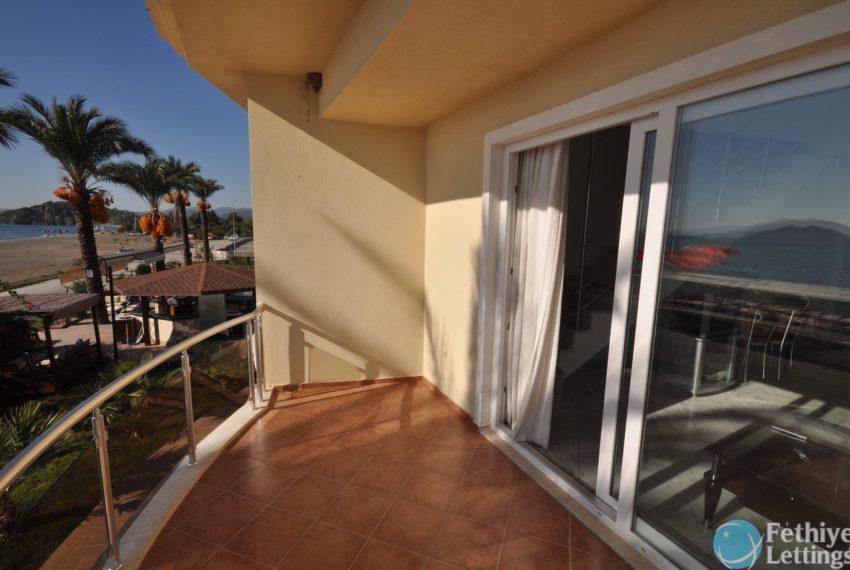 Sea View Apartment Rent Sun Set Beach Club Fethiye Lettings 10