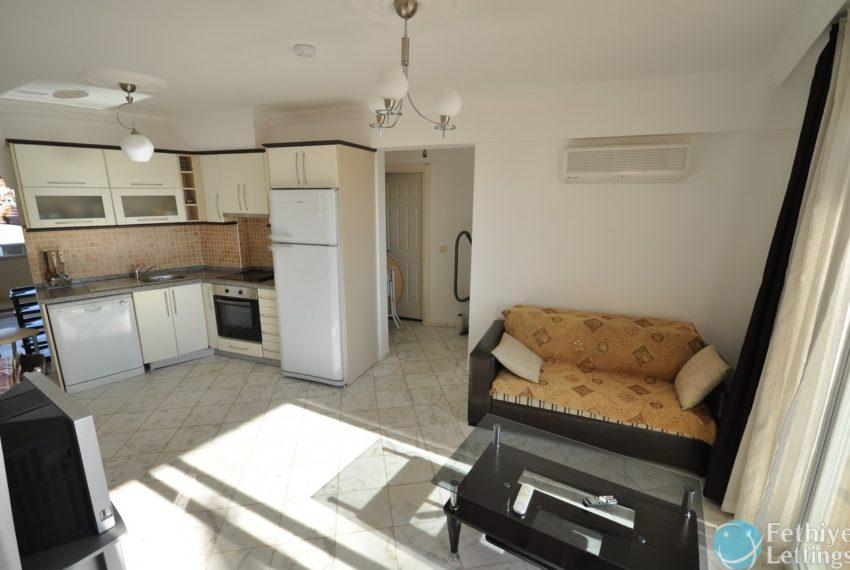 Sea View Apartment Rent Sun Set Beach Club Fethiye Lettings 11