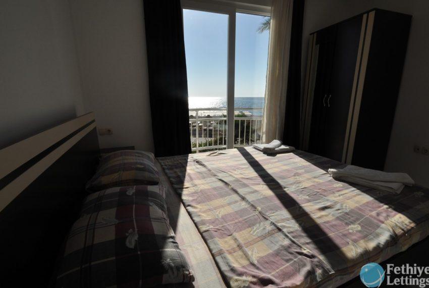Sea View Apartment Rent Sun Set Beach Club Fethiye Lettings 13
