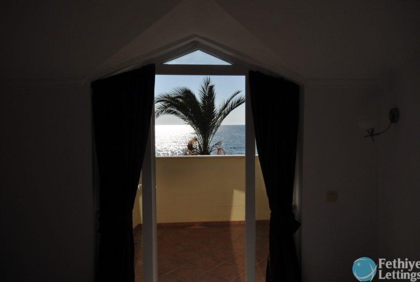 Sea View Apartment Rent Sun Set Beach Club Fethiye Lettings 18