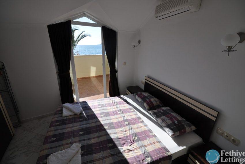 Sea View Apartment Rent Sun Set Beach Club Fethiye Lettings 21