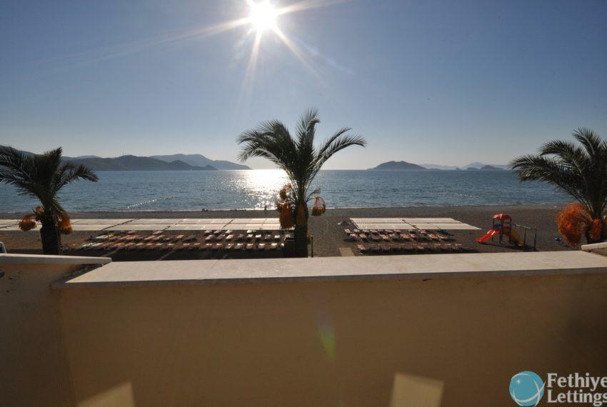 Sea View Apartment Rent Sun Set Beach Club Fethiye Lettings 22
