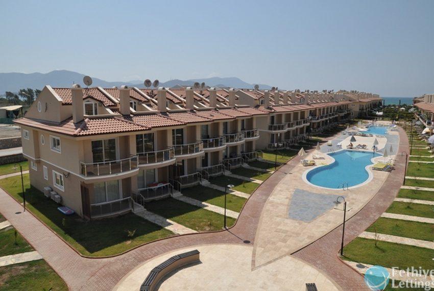 Sea View Apartment Rent Sun Set Beach Club Fethiye Lettings 27