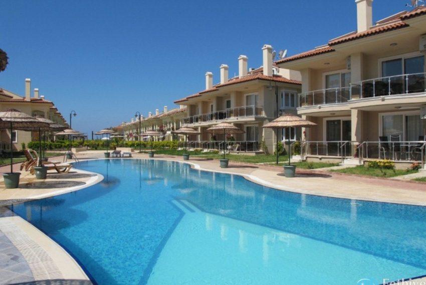 Sea View Apartment Rent Sun Set Beach Club Fethiye Lettings 31