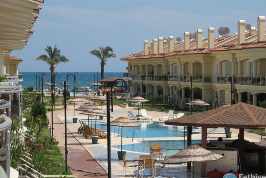 Sea View Apartment Rent Sun Set Beach Club Fethiye Lettings 32