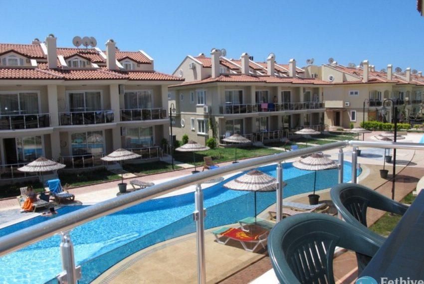 Sea View Apartment Rent Sun Set Beach Club Fethiye Lettings 35