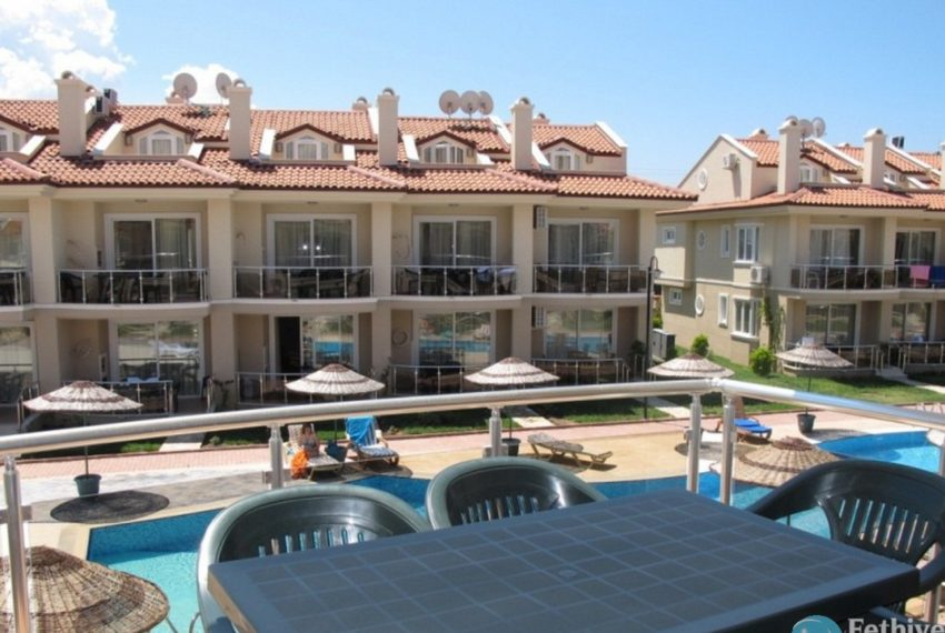 Sea View Apartment Rent Sun Set Beach Club Fethiye Lettings 36
