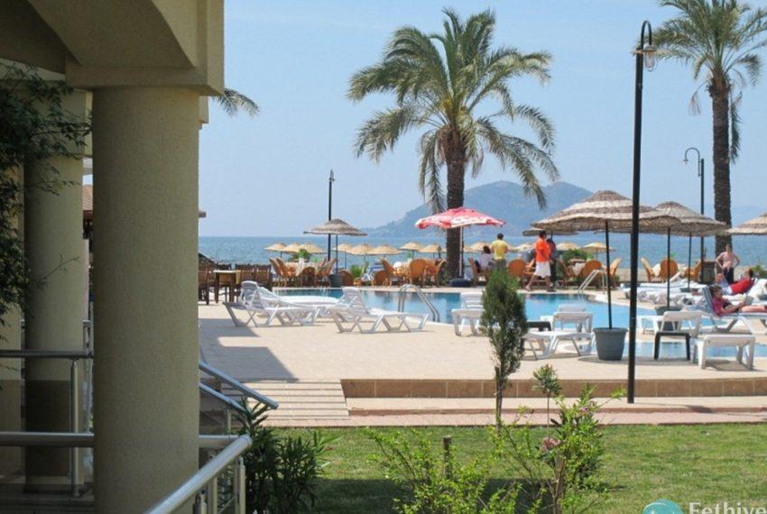 Sea View Apartment Rent Sun Set Beach Club Fethiye Lettings 37
