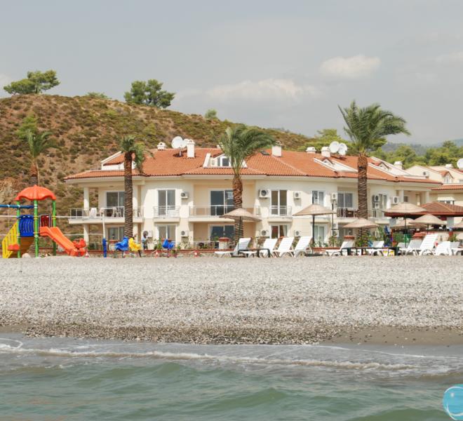 Sea View Villa Rent Fethiye Lettings